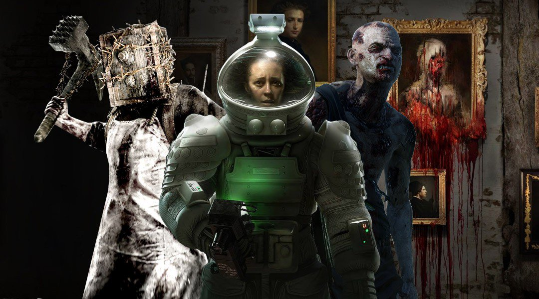 10 Scariest Games on PS4 and Xbox One