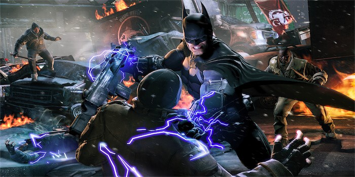 Batman: Arkham Origins Dev Working on New Game