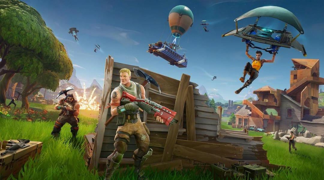 Fortnite Players Paying for Battle Royale 'Bodyguards'