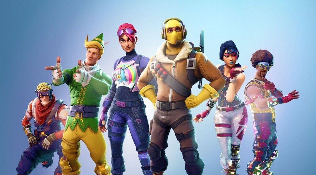 Fortnite Given a Retro Arcade Makeover by Fans
