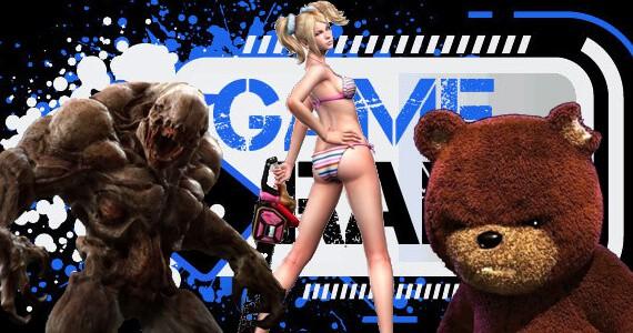 'Lollipop Chainsaw,' 'Doom 3' BFG Edition, & 'Naughty Bear'