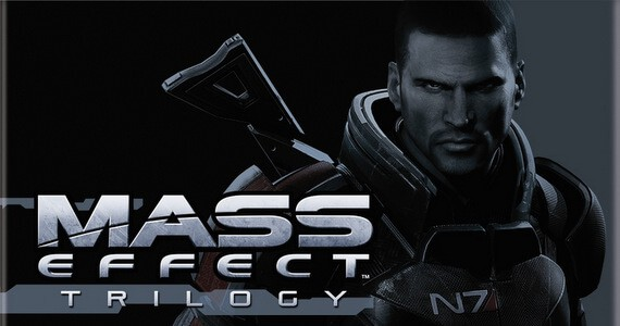 'Mass Effect Trilogy' Hits Xbox 360 & PC in November, PS3 Later