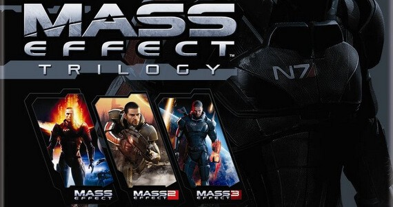 'Mass Effect Trilogy' PS3 Release Date & DLC Revealed; 'ME 3' Halloween Challenge Begins