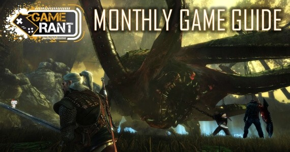The Monthly Game Guide: April 2012 Video Game Releases