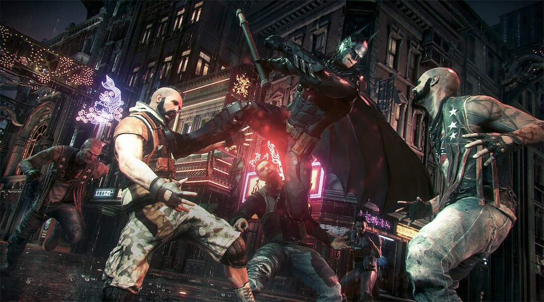 Batman: Arkham Collection Still on Course For 2016 Release?