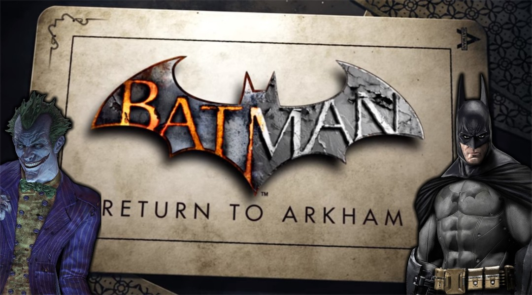 Batman: Return to Arkham Video Compares Graphics