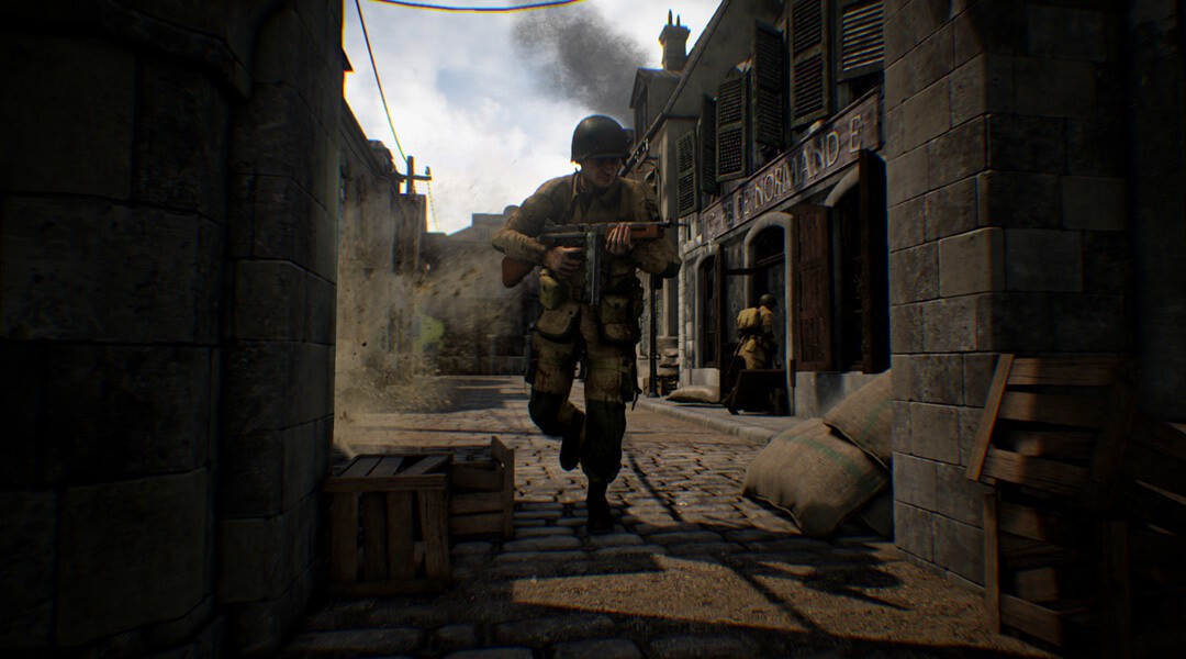 9 Best World War II Video Games