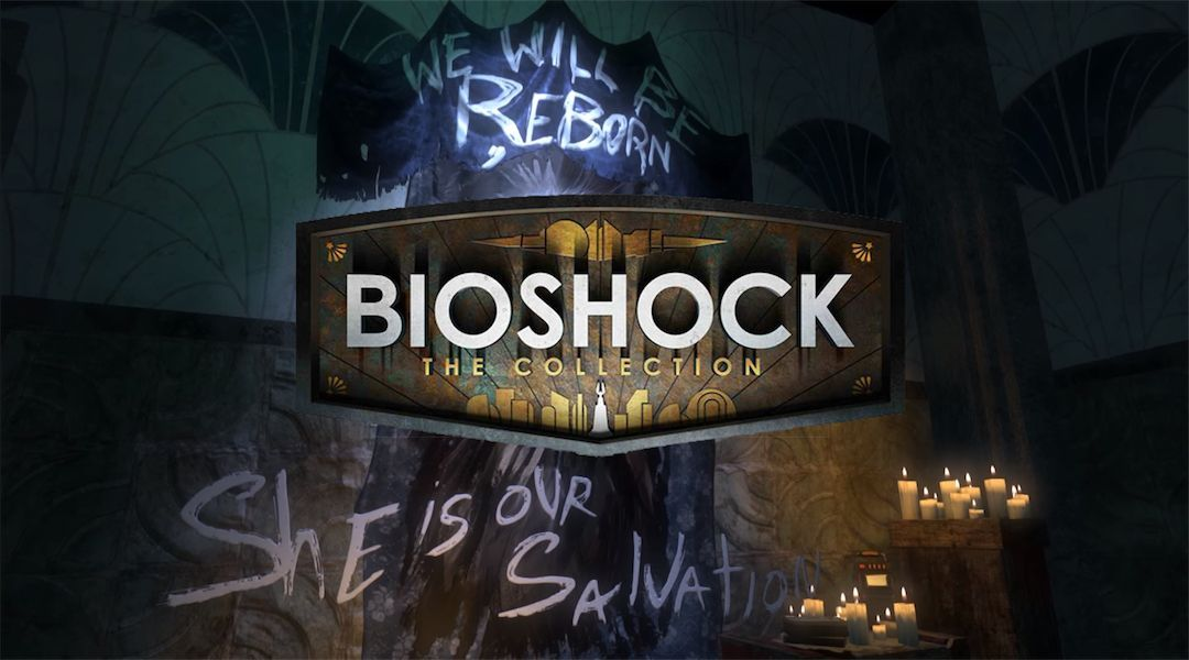BioShock: The Collection Guide - Where to Find the Golden Reels