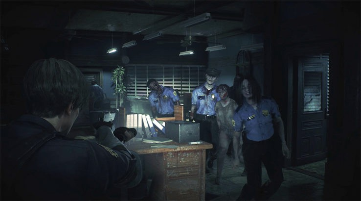 capcom-resident-evil-2-remake-reveal-worry-zombies