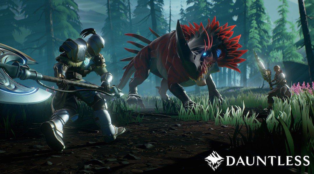 Dauntless Beta Faces Long Wait Times to Log-in