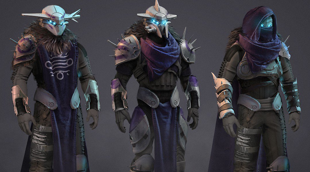 Destiny 2 Fan Shares Awesome Fallen, Cabal Armor Sets