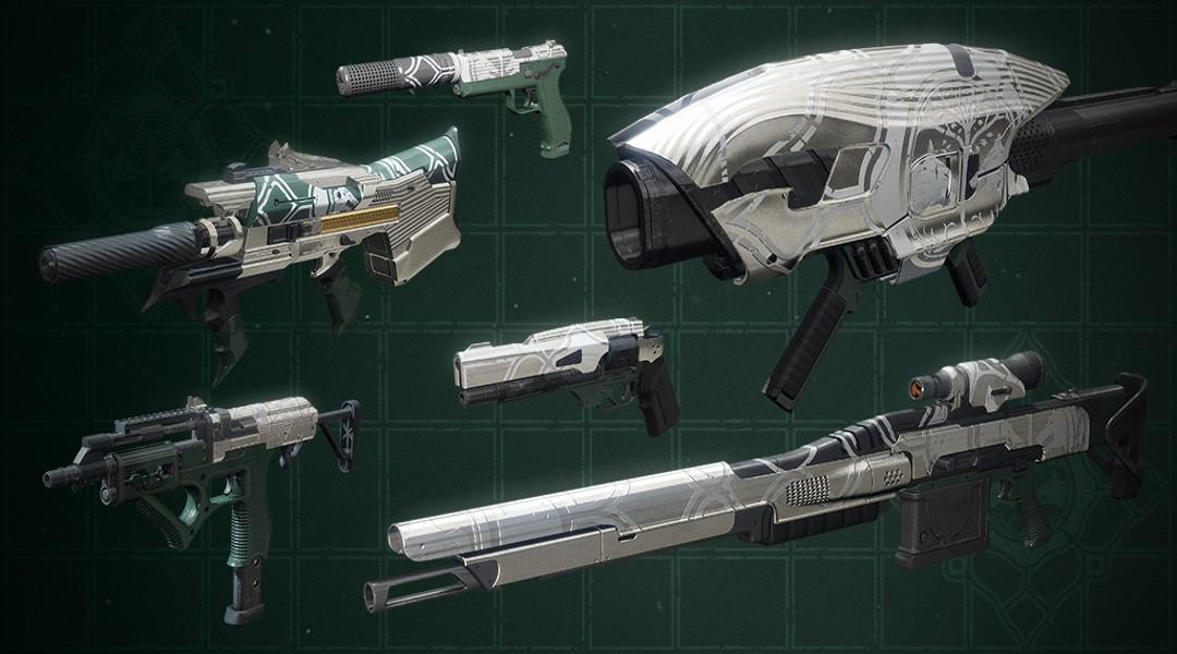 Destiny 2 Season 3 Iron Banner Armor Ornaments