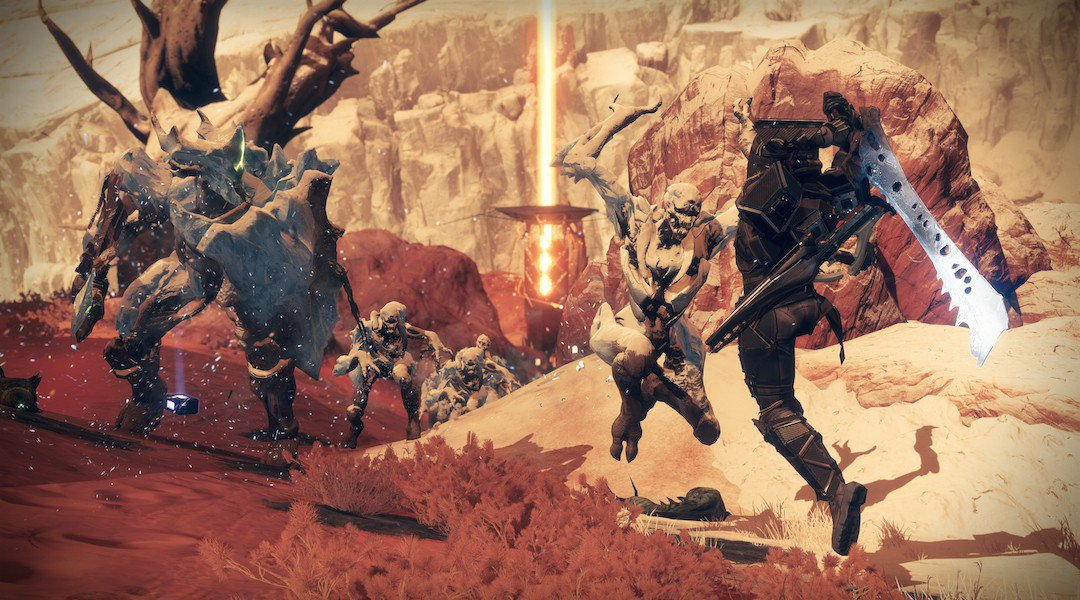 Destiny 2 Escalation Protocol Needs Larger Fireteams