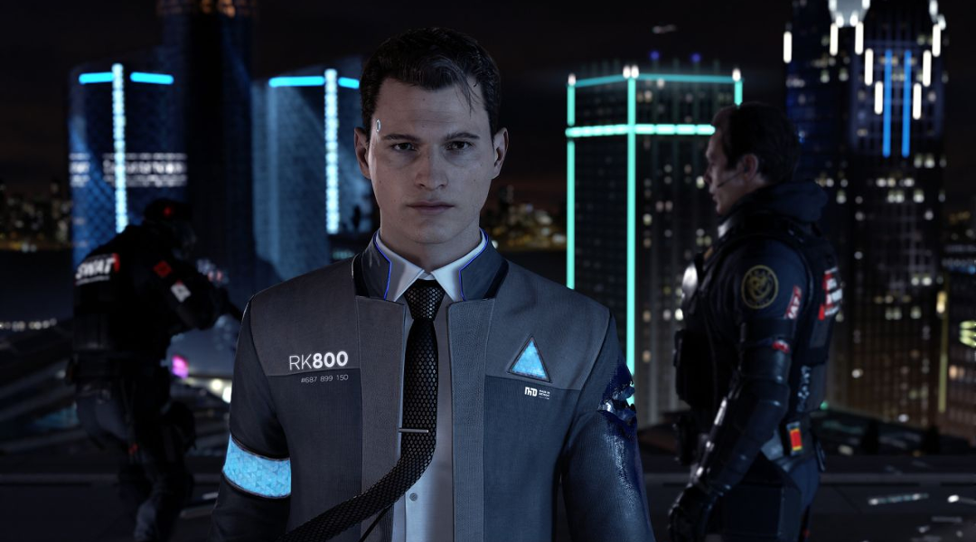 Detroit: Become Human Tops UK Sales Charts
