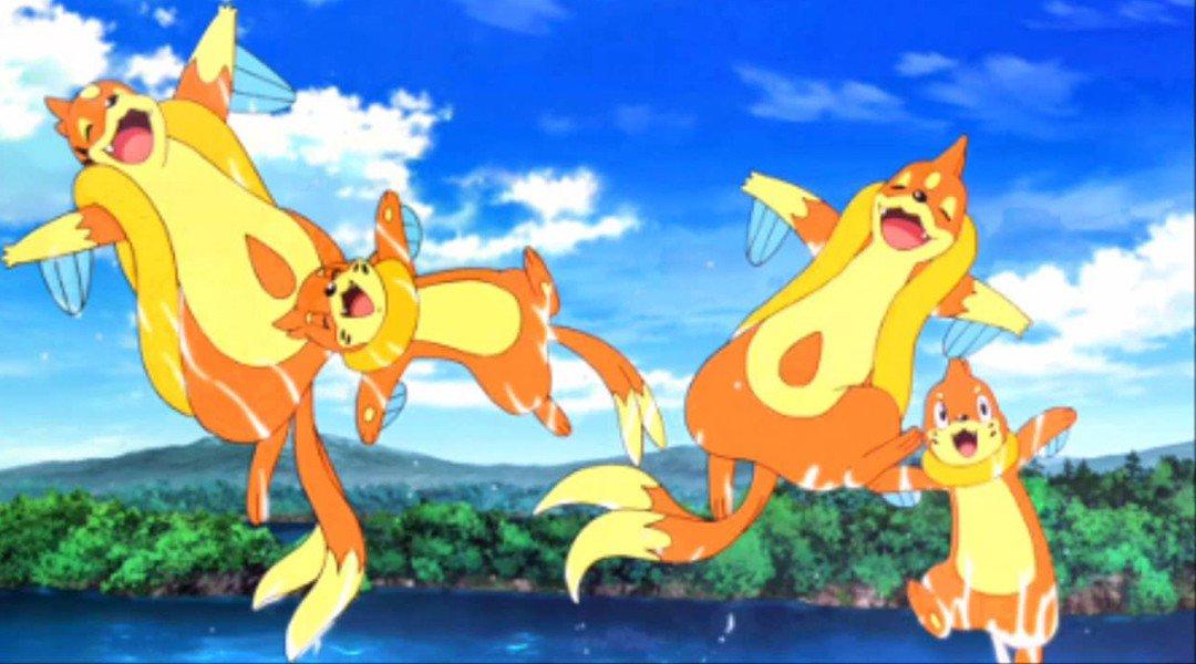 Pokemon GO: How To Solo A Floatzel Raid