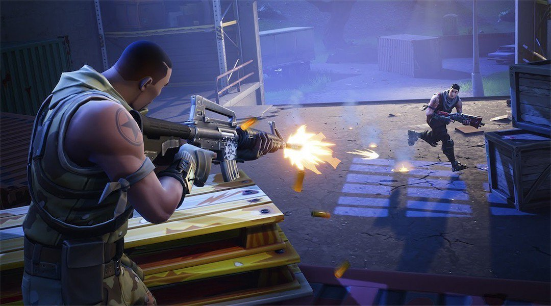 Fortnite Players Report 'Invisible Items' Bug