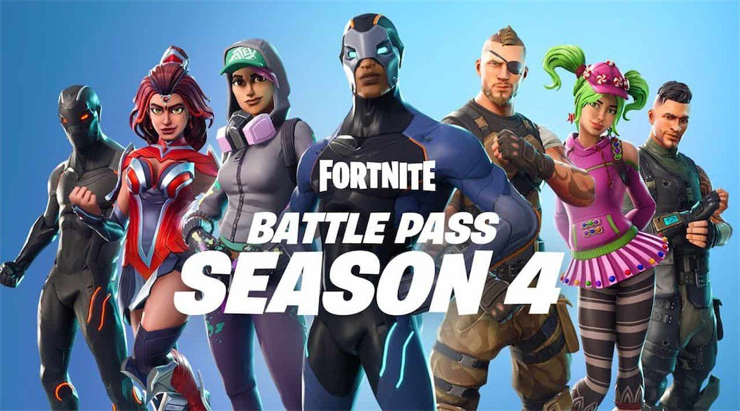 Fortnite Season 4 Week 5 Challenges Revealed