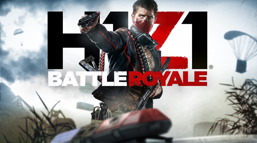 H1Z1 Available Now on PS4