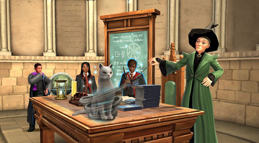 Harry Potter: Hogwarts Mystery Adds More Year 3 Content