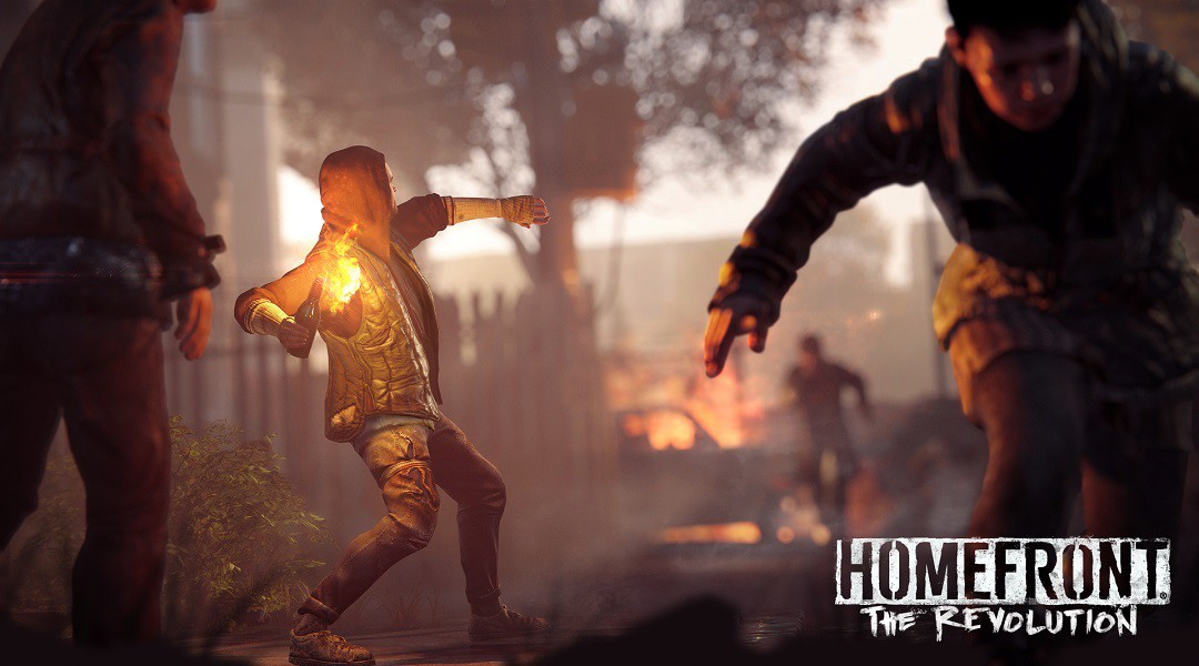 Homefront: The Revolution 'Ignite' Trailer