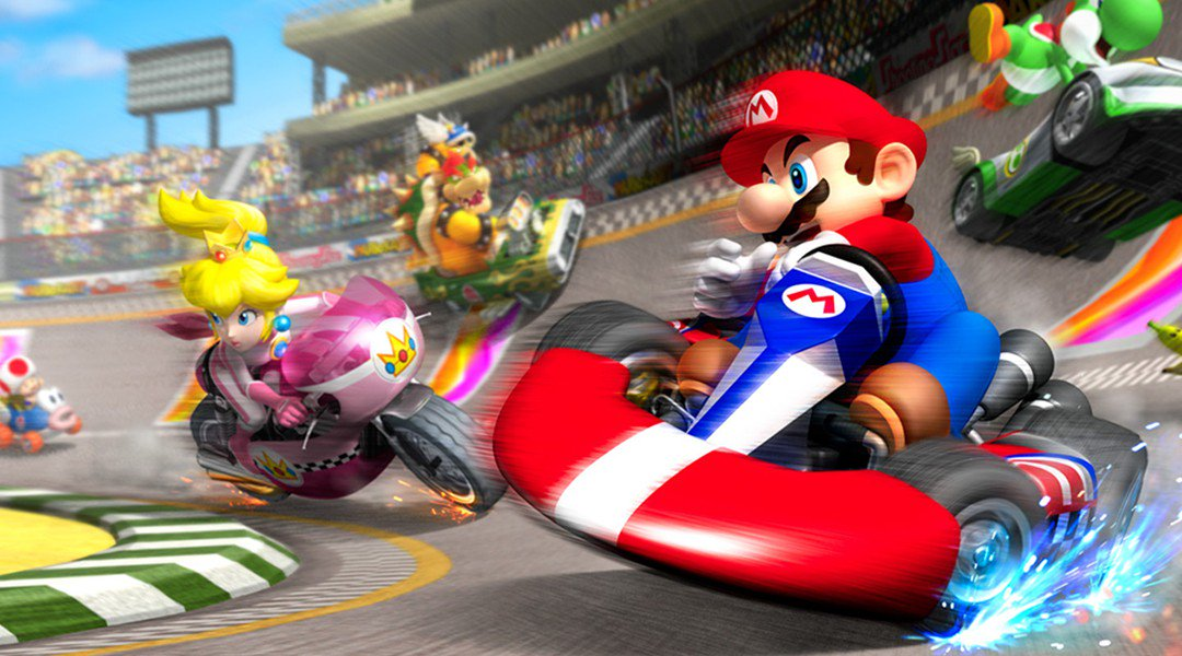 Mario Kart Tour Will Feature 'Hardcore' Monetization