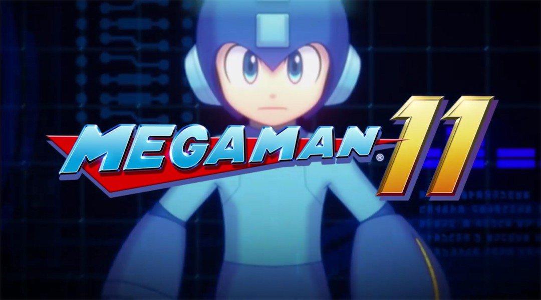 Mega Man 11 Release Date Confirmed