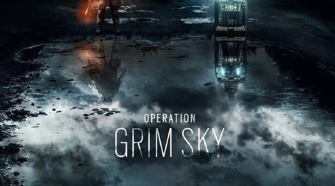 Rainbow Six Siege Operation Grim Sky Revealed