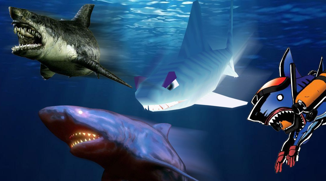 Top 10 Sharks in Video Games