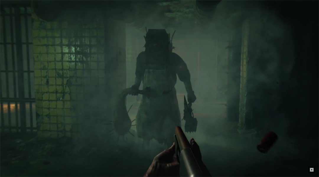 The Evil Within 2 Adding First Person Mode
